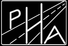 Black PHA Logo