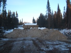 Pikwach Bridge Construction 002