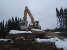 Pikwach Bridge Construction 003
